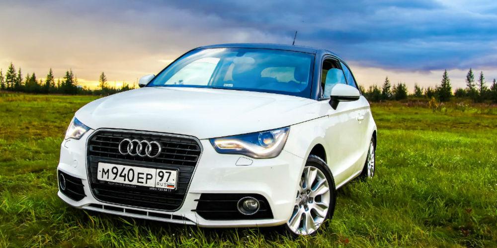 Udlev drømmen med privatleasing af Audi