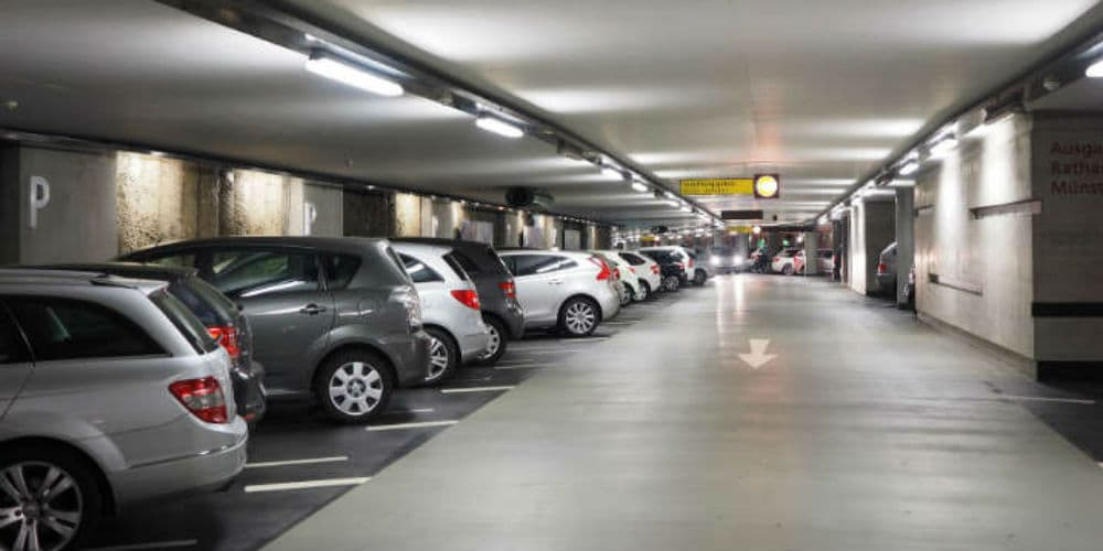 Parkering i Hillerød